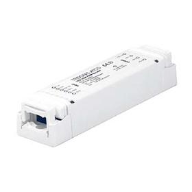 3-kanalig PWM-förstärkare för 12 eller 24 V DC LED-moduler.