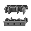 connecDIM DIN-RAIL Mounting