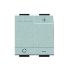 DIMMER TOUCH 2M 0-10V SILVER
