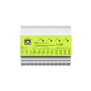 fc s.multi 4d DSI/DALI CONTROLLER 4 Ch with timer LSG-4-DIN-UNI