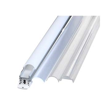 LED Z222 Cover Transparent 2m